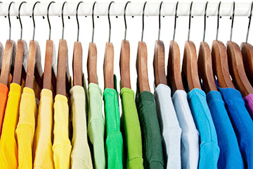 Wondering What to Do With Old T-Shirts?  Upcycle!