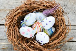 7 Exciting No-Dye Methods to Decorate Easter Eggs