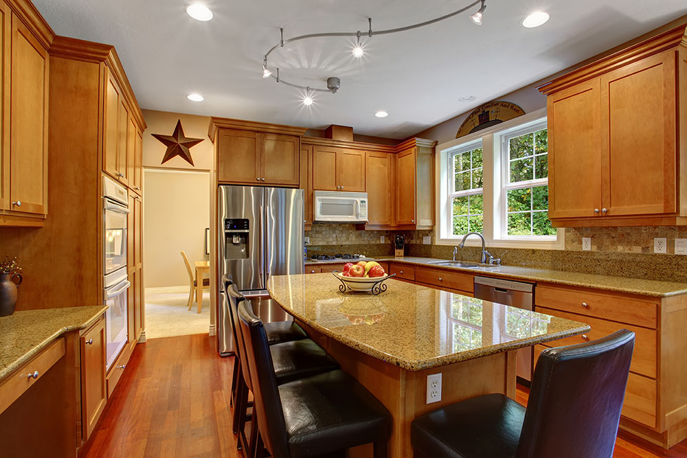 what to store in high kitchen cabinets