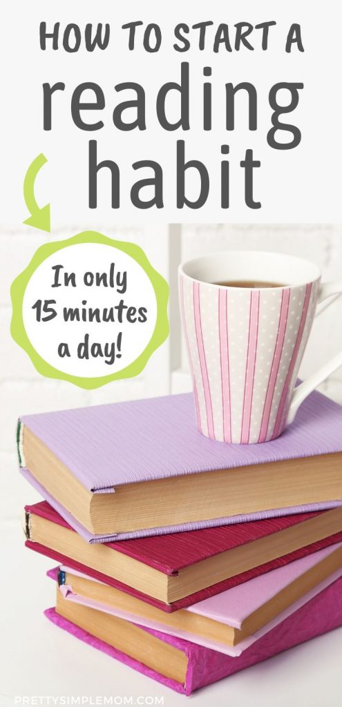 how to start a reading habit
