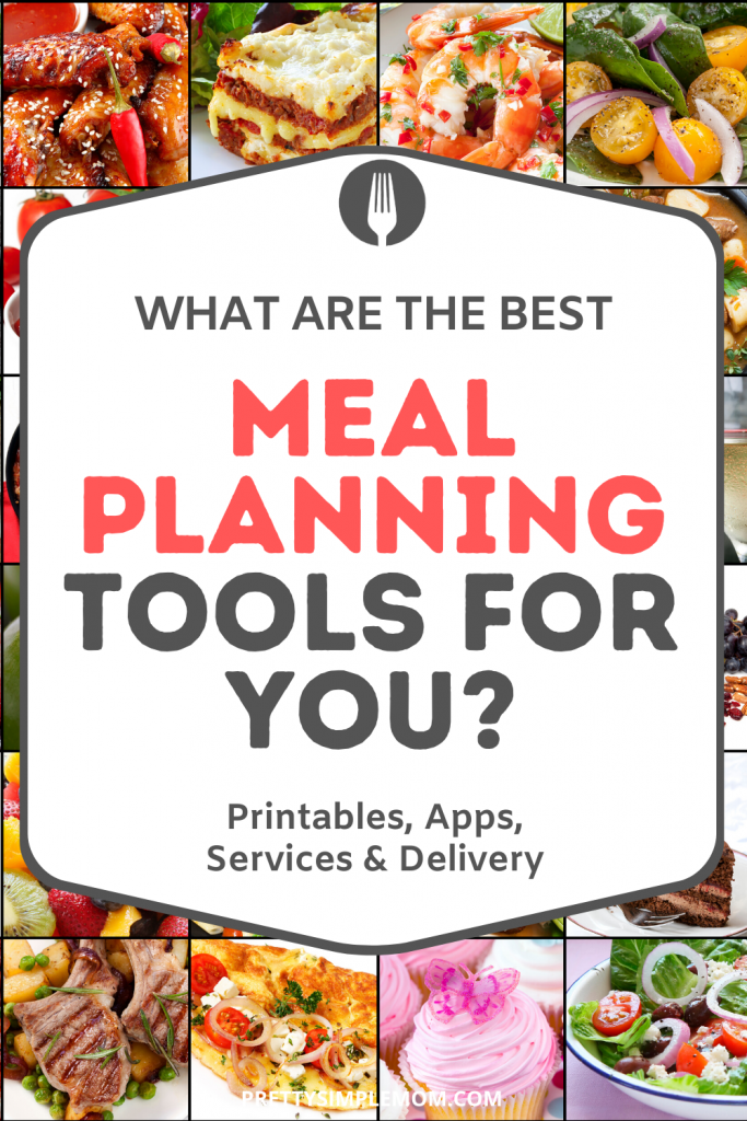 what are the best meal planning tools for you
